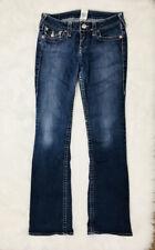 TRUE RELIGION Sz 29 Jeans Blue Cotton USA Jean For Repair Repurpose Craft