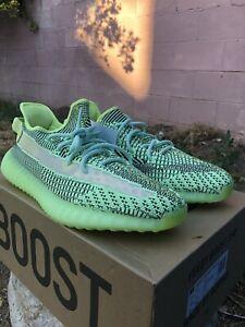 Adidas Yeezy Boost 350 V2 Yeezreel (Non-Reflective) Size 11.5 NEW