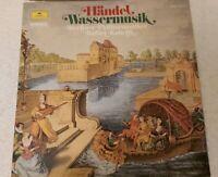 HANDEL~ WASSERMUSIK LP~BERLINER PHILHARMONIKER~RAFAEL KUBELIK~VINYL EX. 2535137