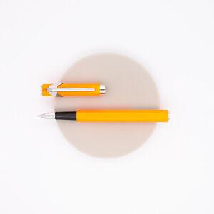 Caran D'Ache 849 Pen Fountain Pen Orange