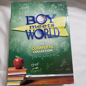 Boy Meets World The Complete Collection DVD 2013 22-Disc Set