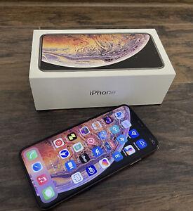 Apple iPhone XS Max - 64GB - Gold (Unlocked) A1921 (CDMA + GSM)