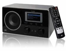 DNT IP 2010 Internetradio, MP3-Wiedergabe, Kopfhörer-Ausgang, WLAN, UPnP