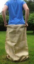 4 Hessian Sacks 60cm x 110cm (Extra Large)