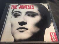 JONESES - Hard - CD - VG