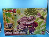 figurine model kit bandai rise dragon ball Z legendary super saiyan broly