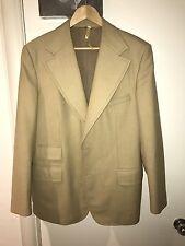 Vintage Fletcher Jones & Staff Aus Jacket - Stone Coloured - Made in 1976 - 108R
