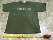 Vintage Call Of Duty 2 Promotional T Shirt XL