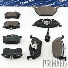 Meyle Anti-quietsch-blech Brake Pads Front+Rear Set VW Golf IV V VI Plus