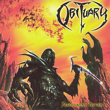 FREE US SHIP. on ANY 2 CDs! ~Used,VeryGood CD Obituary: Xecutioner's Return