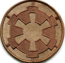 SEAL SP OPS TACP CCT COMBAT CONTROL hook/loop SSI: Star Wars Imperial Cog Patch