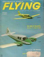 Flying Magazine Comanche & Apache December 1958 020418nonr