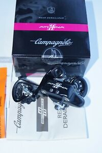 NEW Campagnolo Athena Triple 11 speed Rear Derailleur Long Cage Black