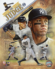 Aaron Judge 2017 New York NY Yankees Portrait Plus 8x10 Photo