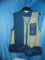 BOB ALLEN SKEET TRAP SPORTING CLAY SHOOTING VEST -  XL