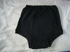 "Girls GENUINE CHERUB Navy School Knickers - Size 22 (W34-38"") - NEW! 07/04"