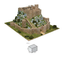 Aedes Ars - Stein Modellbau Castillo de Loarre Burg Loarre Spanien 1:200