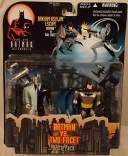 Arkham Asylum Escape Batman & Two-Face The New Batman Adventures Animated Series
