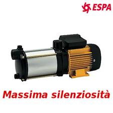 POMPA ELETTROPOMPA MULTISTADIO PRISMA 15-4 M HP 0,75 ESPA SUPER SILENZIOSISSIMA
