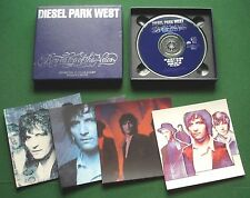 Diesel Park West Boy on Top of The News Collector Box Set inc 4 Prints CD Single