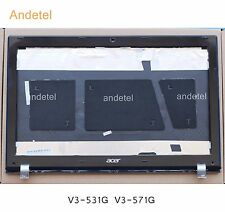 New Original For Acer Aspire V3-551G V3-571G LCD Back Rear Cover & Front Bezel
