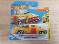 2020 Hot Wheels Custom '56 Ford Truck - 1:64 1/64 HW Art Cars Treasure Hunt
