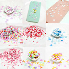 10g Polymer Clay Fake Candy Sweets Simulation Creamy Sprinkles Phone Shell Decor