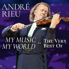 Andre Rieu - My Music My World - The Very Best Of [CD] Sent Sameday*