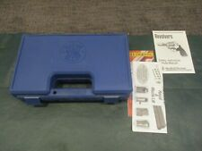 "Smith & Wesson Box plastic case/Box for 629 44 Mag 4""barrel Alaskan Revolver"