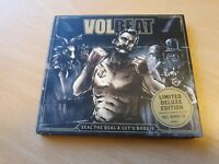Volbeat Seal the Deal & Let's Boogie 2CD Limited Deluxe Edition