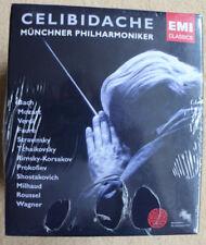 Celibidache Edition Vol.4 von S. Celibidache,MP (2004)