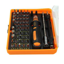 Kit 53 in 1 Multi-Bit Outil Tournevis de Precision Brucelles pour Bricolage Y6D7