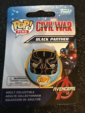 MARVEL BLACK PANTHER POP! Pin