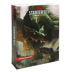 Dungeons & Dragons Starter Set NEW