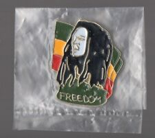 Pin's musique / Bob Marley - freedom