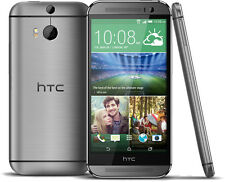 HTC One M8 4G - Gunmetal Grey | 2GB + 16GB | ULTRA PIXEL DUAL CAMERA | 5 INCH