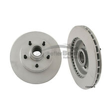 One New Meyle Disc Brake Rotor Front 56155210012/PD for Chevrolet GMC
