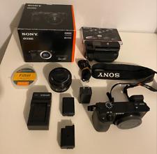 New ListingSony Alpha a6300 24.2Mp 4K Digital Camera with Accessories