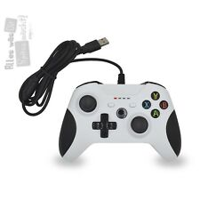 Controller Gamepad SCHWARZ WEIß NEU f Xbox One Original Elite S X