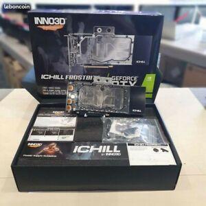 """INNO3D Geforce RTX 2070 Super ICHILL FROSTBITE """"Watercooling"""""""