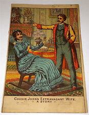 Antique Victorian Diamond Dyes Advertising Booklet! For Easter Eggs, Ribbons Etc