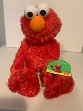 "14"" Gund Sesame Street Plush Elmo 2011"