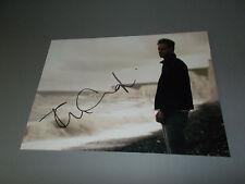Tom Chaplin Keane Singer signed autograph Autogramm 8x11 photo in person