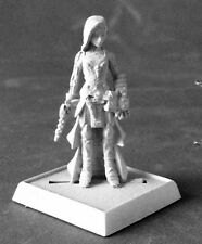 Meyanda Android Priestess Reaper Miniature Pathfinder RPG Caster Sci Fi Robot