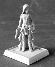 Meyanda Android Priestess Reaper Miniature Pathfinder RPG Caster Sci Fi Robot