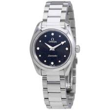 Omega 220.10.28.60.51.001 Seamaster Aqua Terra Mujer Acero Inoxidable Reloj