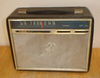 Vintage Heathkit Model GR-24 Transistor Radio (Kit Radio)