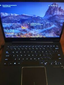 ASUS ZenBook 13 13.3in. (256GB, Intel Core I5 8th Gen., 3.9GHz, 8GB)