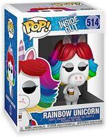 Funko POP! Disney #514 Rainbow Unicorn Inside Out