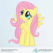 My Little Pony Fluttershy Vinyl Decal Wall Sticker Kids